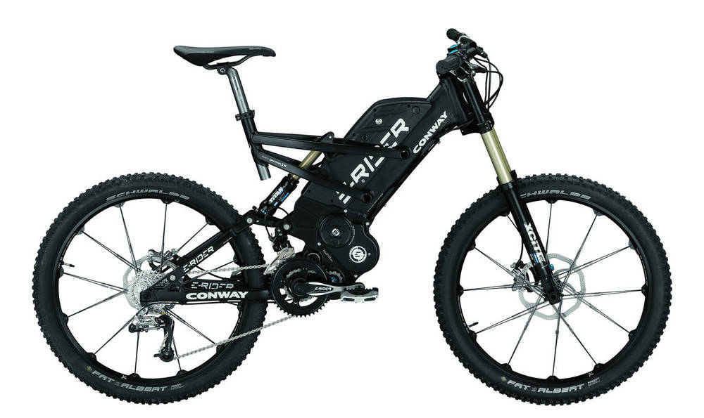 Conway eRider Extreme e-MTB Sram