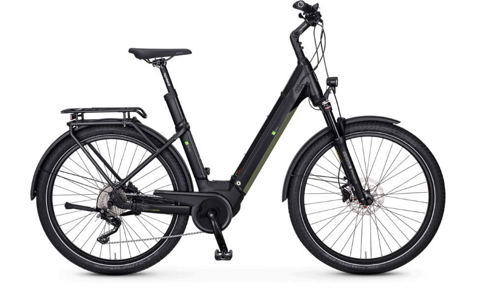 ebm e-bike-Manufaktur 13ZEHN WAVE Bosch Performance CX Premium Pedelec