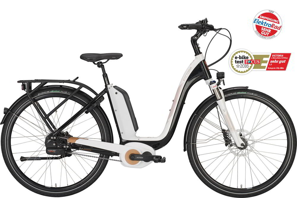 e-Manufaktur 9.8w E-Bike komfortabel